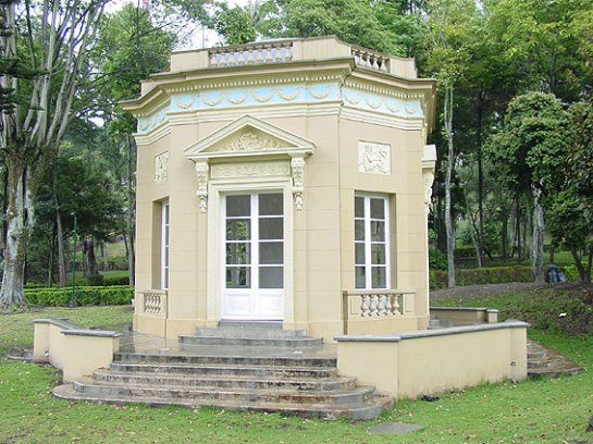 Kiosco de la Luz. Parque de la Independencia. 2007.