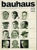 Revista de la Bauhaus bajo la dirección de Mies van der Rohe, 1928