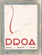 Revista Proa # 13, junio de 1948.